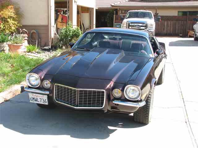 1973 Chevrolet Camaro | 875787