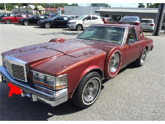 1978 Cadillac Coupe | 875790