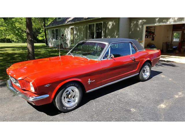 1965 Ford Mustang | 875792