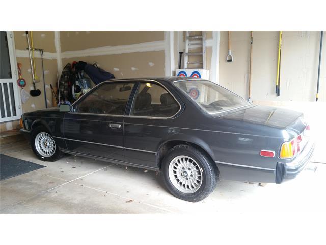 1981 BMW 635csi   875793