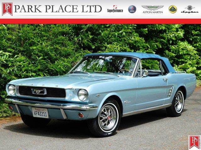 1966 Ford Mustang | 875796