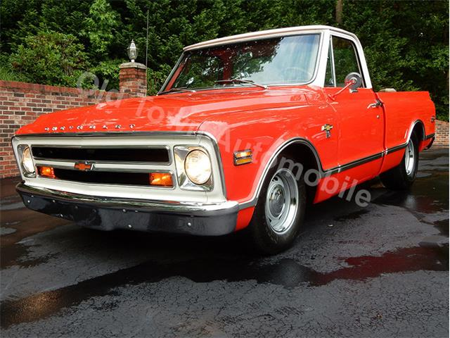 1968 Chevrolet C/K 10   875799