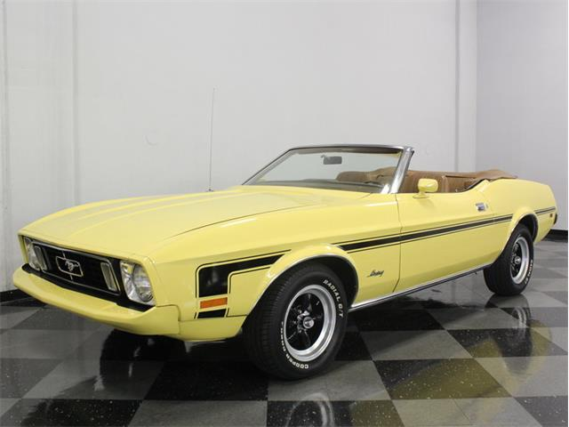 1973 Ford Mustang | 875805