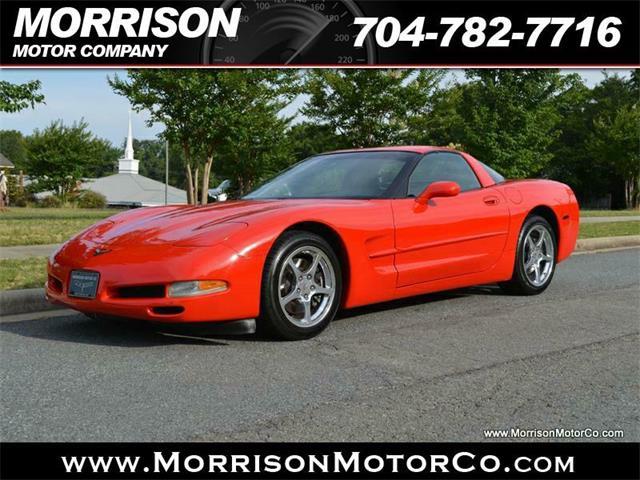 2002 Chevrolet Corvette | 875811