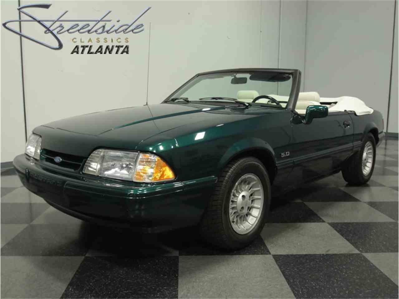 Large Picture of '90 Mustang LX 7-UP Edition - IRSA