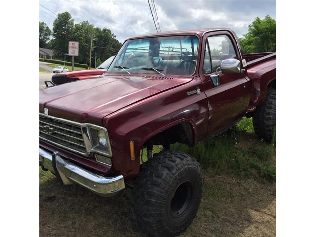 1976 Chevrolet C/K 10 | 875830