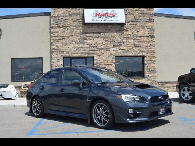 2015 Subaru WRXSTI Limited | 875863