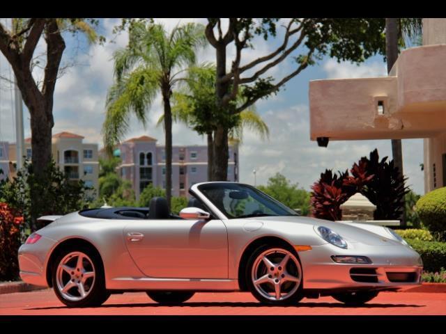 2005 Porsche 911Carrera Cabriolet 6 Speed Manual Transmission | 875865