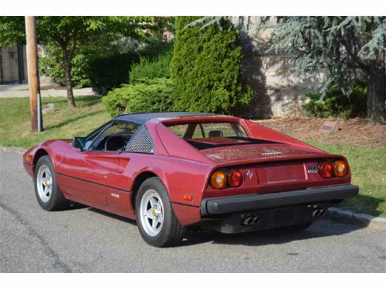 1981 ferrari 308 gtsi for sale cc 875870. Black Bedroom Furniture Sets. Home Design Ideas
