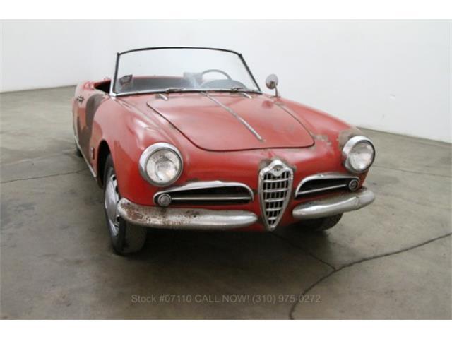 1957 Alfa Romeo Giulietta Spider | 875875