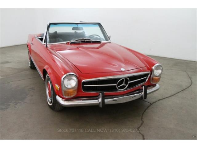 1970 Mercedes-Benz 280SL | 875877