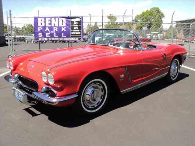 1962 Chevrolet Corvette | 875882