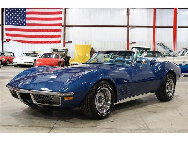 1970 chevrolet corvette stingray for sale on 37 available. Black Bedroom Furniture Sets. Home Design Ideas