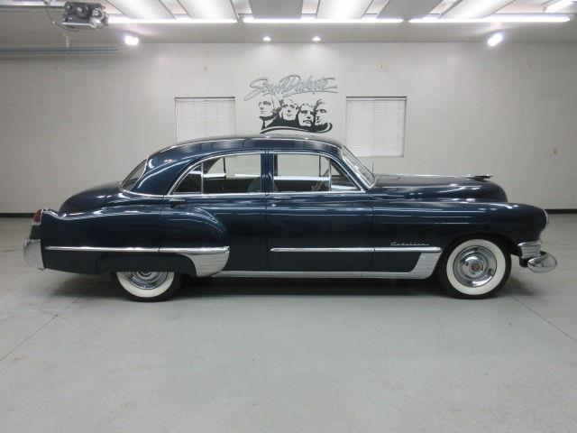 Classifieds for 1949 cadillac series 62 9 available for 1949 cadillac 4 door