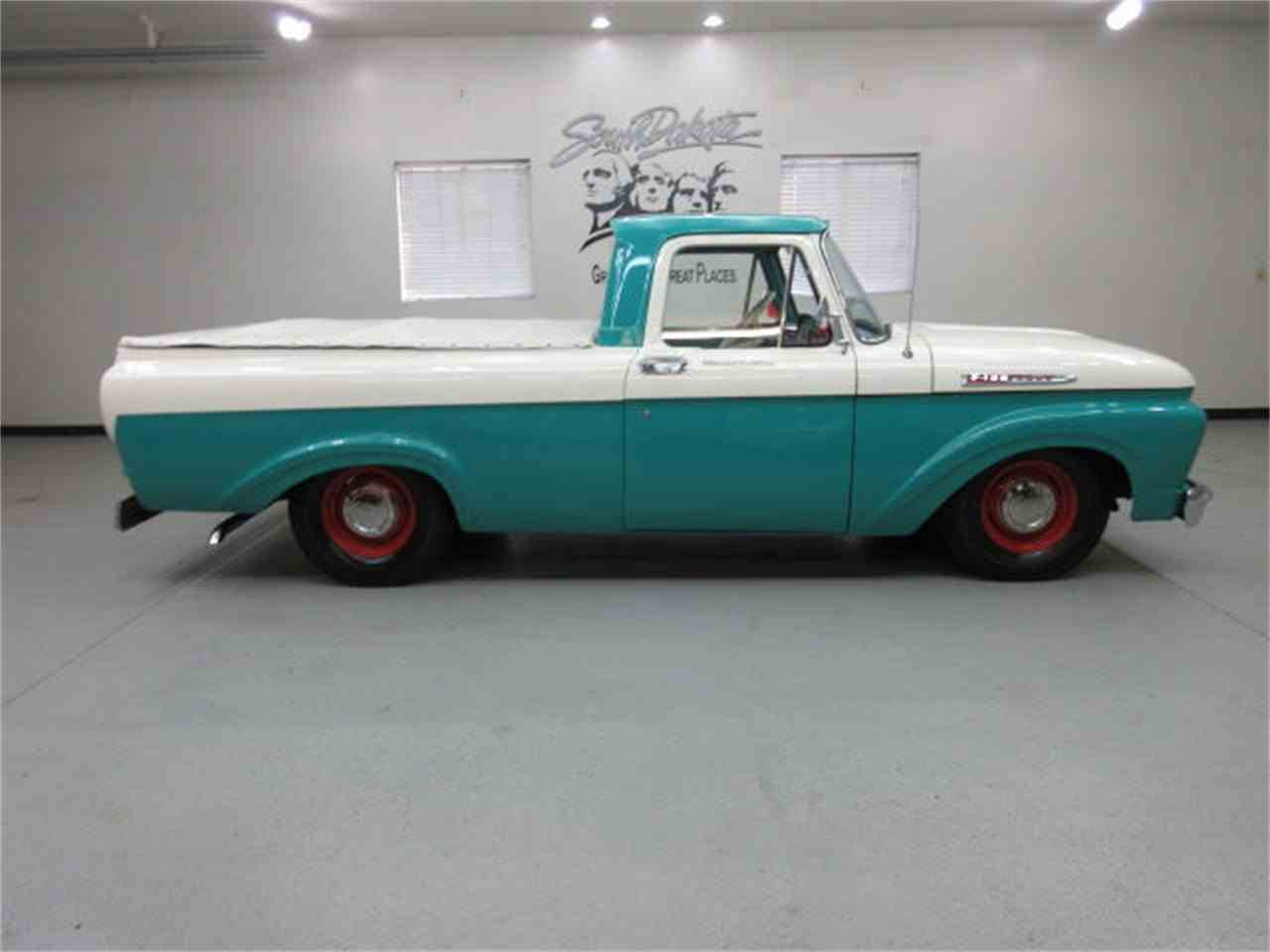 1962 ford f100 for sale cc 875896. Black Bedroom Furniture Sets. Home Design Ideas