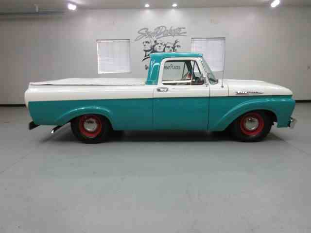 1962 Ford F100 | 875896