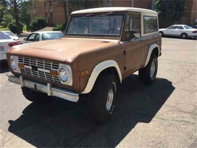 1973 Ford Bronco | 875908