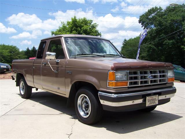 1992 Ford Ranger XLT Supercab | 875919