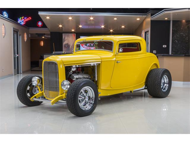 1932 Ford 3-Window Coupe Street Rod | 875925