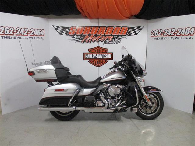2015 Harley-Davidson® FLHTK - Ultra Limited | 875945