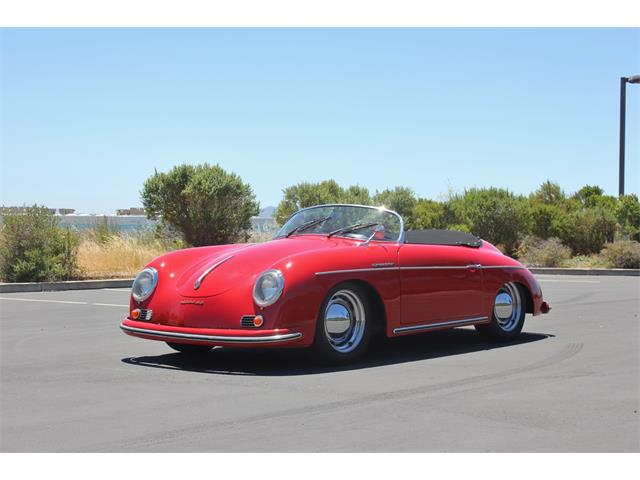 1957 Porsche 356 | 875961