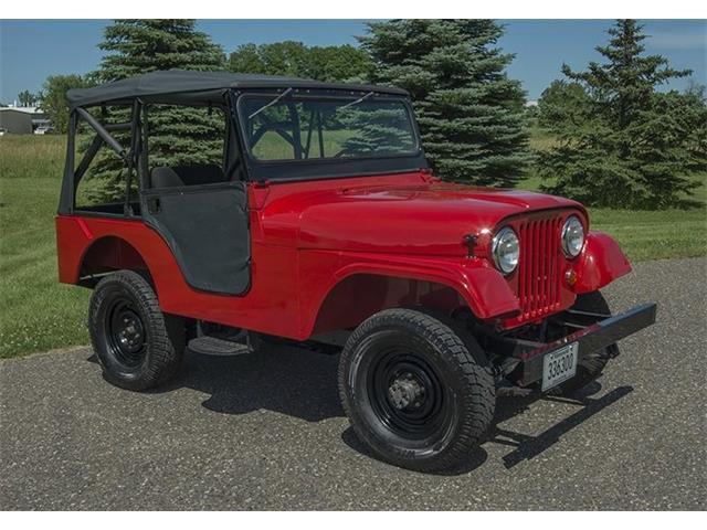 1957 Jeep CJ5 | 876011