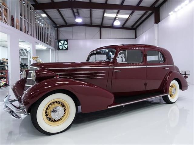 1934 Cadillac Fleetwood | 876022