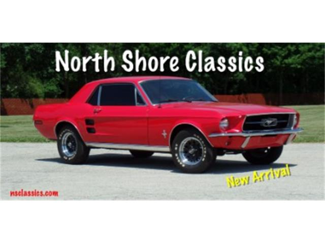 1967 Ford Mustang | 876024