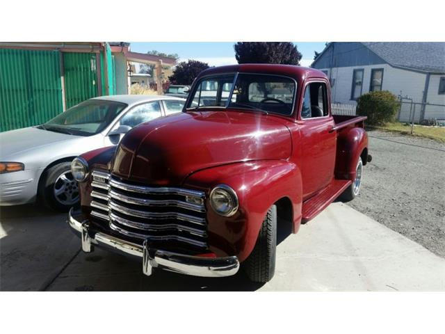 1951 Chevrolet 3100 | 876032