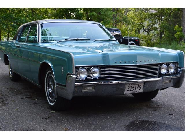 1966 Lincoln Continental | 876035
