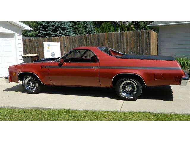 1976 Chevrolet El Camino SS | 876039