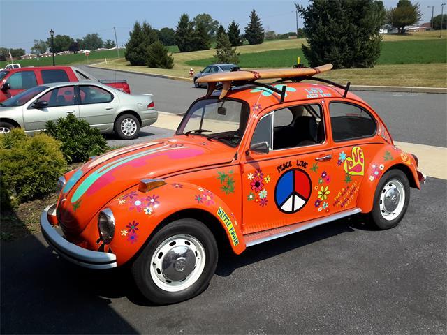 1971 Volkswagen Super Beetle | 876040