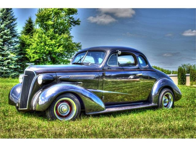 1937 Chevrolet Coupe | 876041
