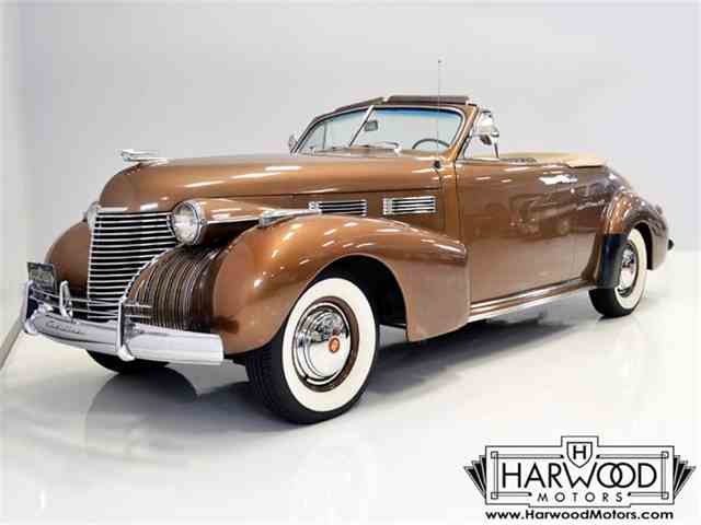 1940 Cadillac Series 62 | 876044