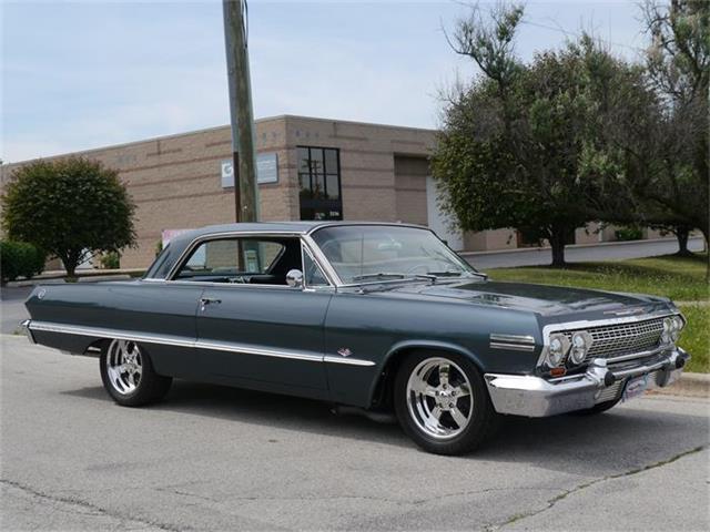 1963 Chevrolet Impala SS | 876046