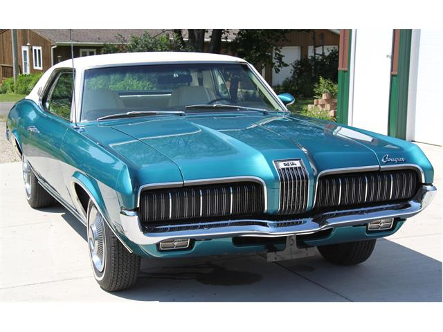 1970 Mercury Cougar XR7 | 876047