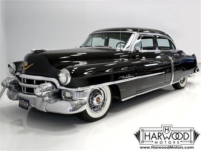 1953 Cadillac Series 62 | 876055