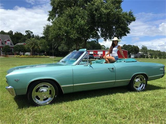1967 Chevrolet Chevelle Malibu | 876056