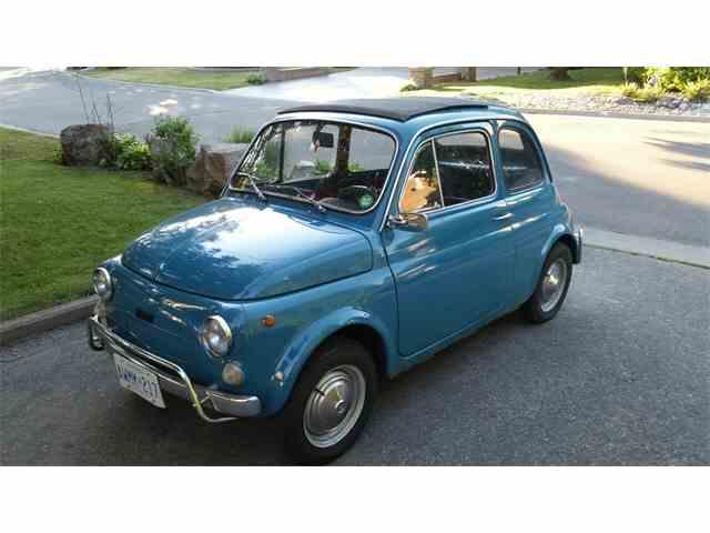 1971 Fiat 500L | 876059