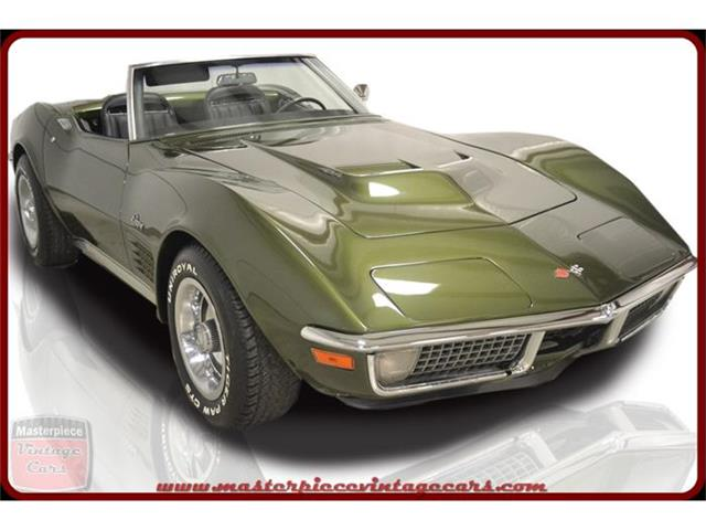 1970 Chevrolet Corvette Stingray | 876070