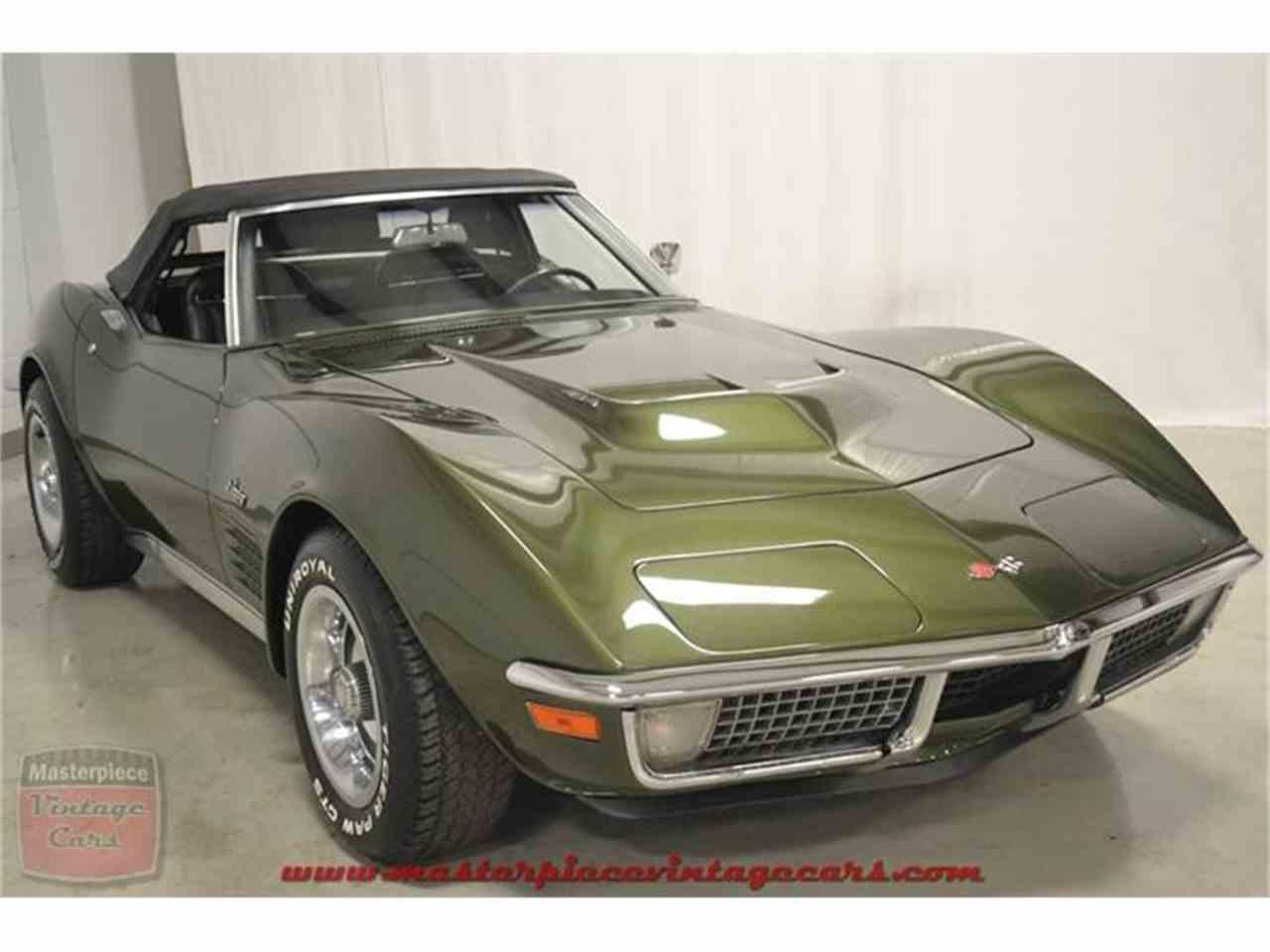 Large Picture of Classic '70 Corvette Stingray - IRZA