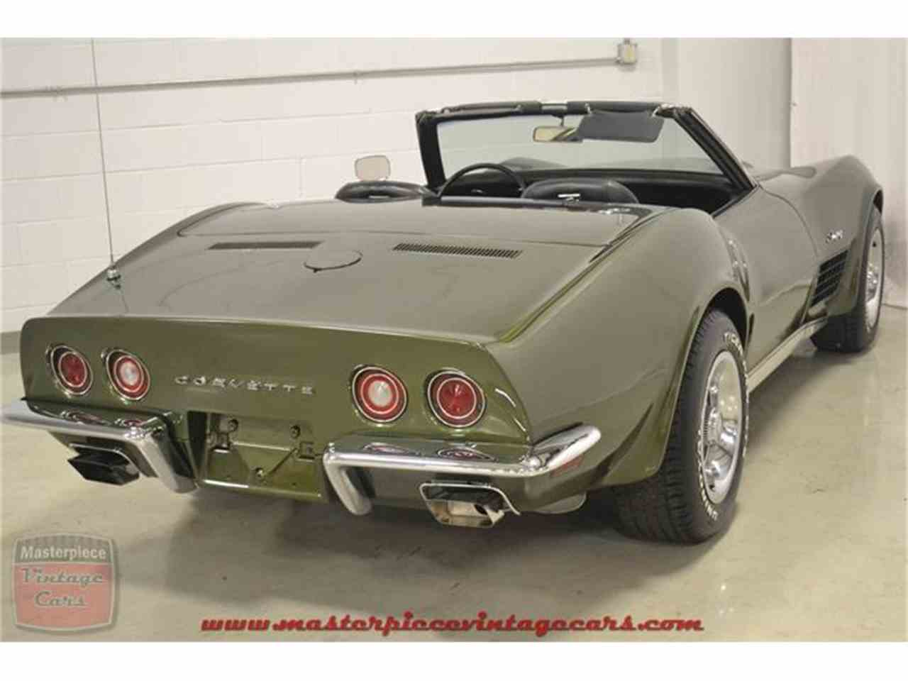 Large Picture of '70 Chevrolet Corvette Stingray Offered by Masterpiece Vintage Cars - IRZA