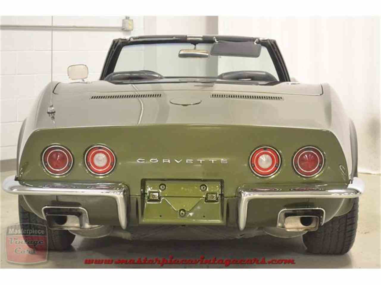 Large Picture of 1970 Corvette Stingray located in Whiteland Indiana - $59,900.00 - IRZA