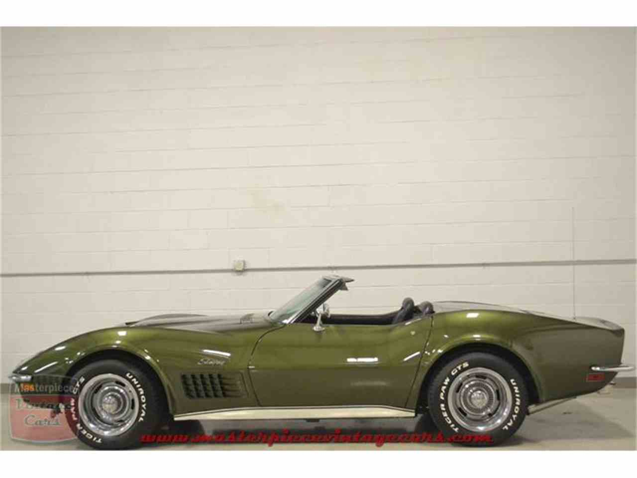 Large Picture of 1970 Chevrolet Corvette Stingray located in Indiana - $59,900.00 - IRZA
