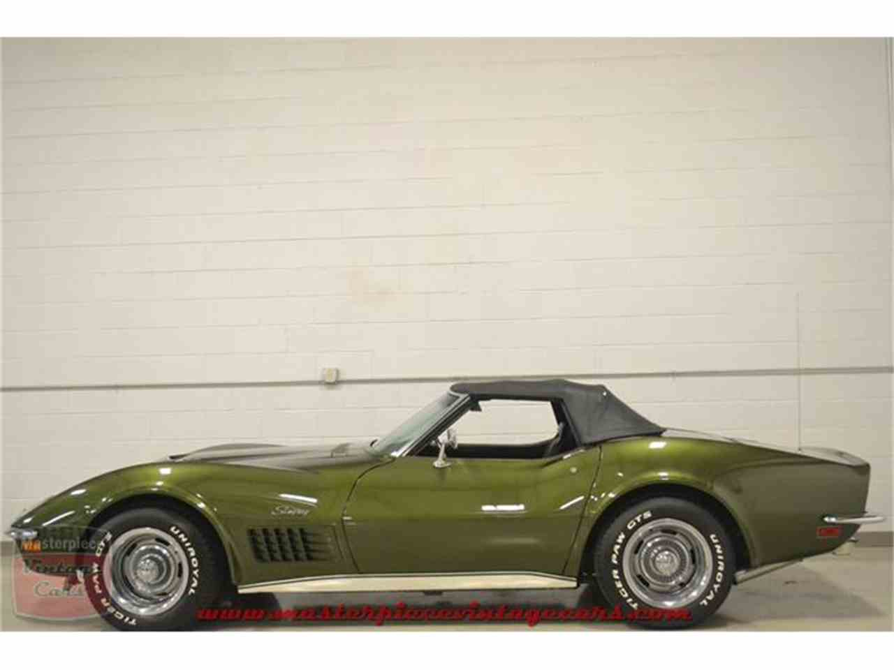 Large Picture of 1970 Chevrolet Corvette Stingray Offered by Masterpiece Vintage Cars - IRZA