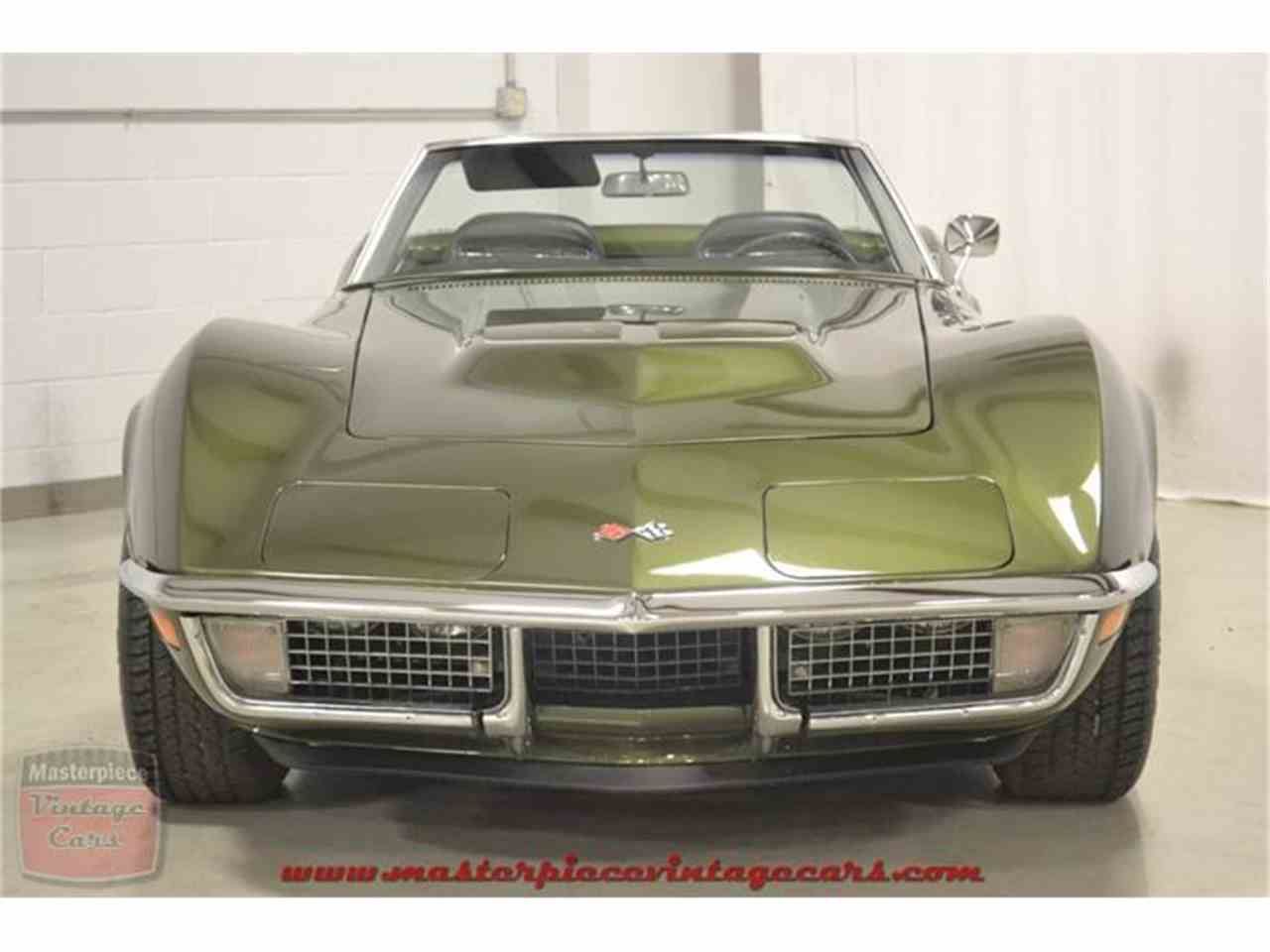 Large Picture of Classic '70 Corvette Stingray - $59,900.00 Offered by Masterpiece Vintage Cars - IRZA