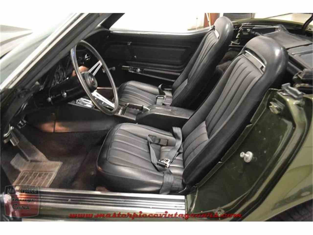 Large Picture of 1970 Corvette Stingray - IRZA