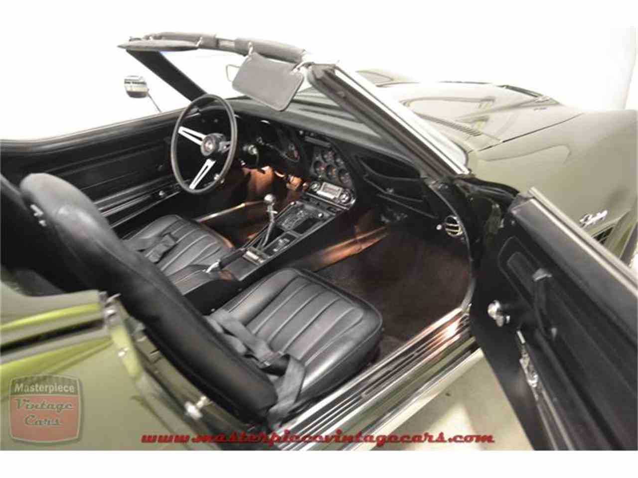 Large Picture of '70 Corvette Stingray - $59,900.00 Offered by Masterpiece Vintage Cars - IRZA