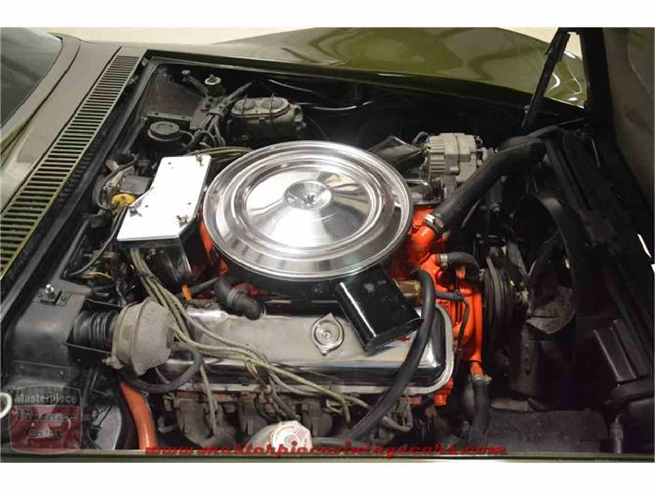 Large Picture of 1970 Chevrolet Corvette Stingray - IRZA