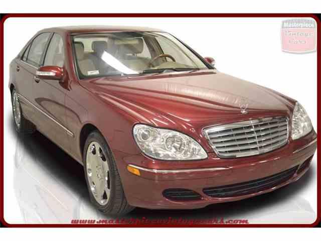 2004 Mercedes-Benz S600 | 876071